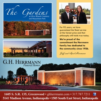 G.H. Herrmann Funeral Homes
