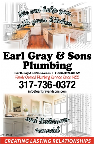 Familly Owned Plumbing Service Since 1955