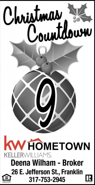 Christmas Countdown 9