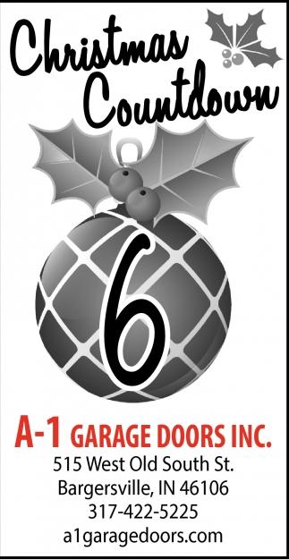 Christmas Countdown 6