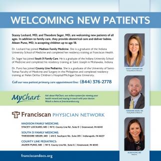 Welcoming New Patients