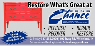 Restore What's Great