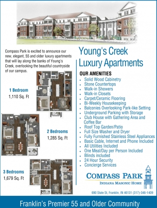 Young's Creek Luxury Apartments