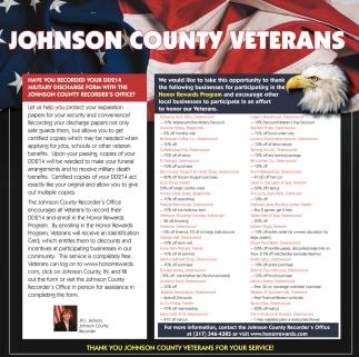 Johnson County Veterans