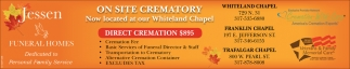 Direct Cremation $895