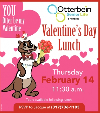 Valentine's Day Lunch