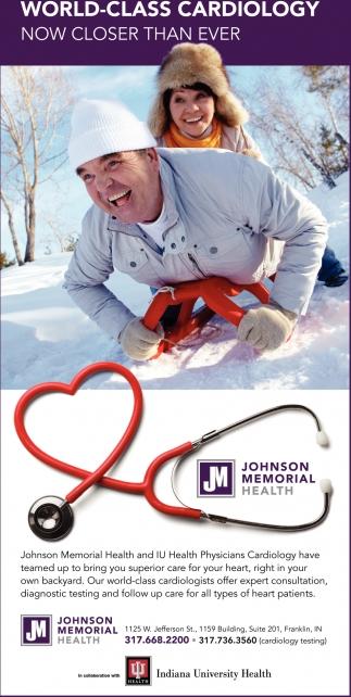 World Class Cardiology