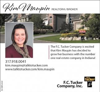 Kim Maupin Realtor/Broker