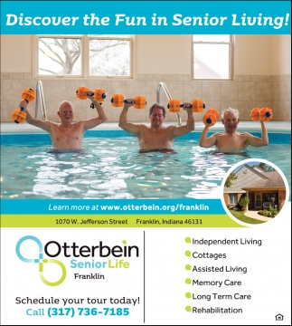 Discover The Fun In Senior Living!