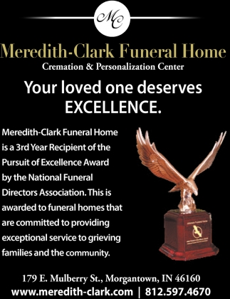 Your Loved One Deserves Excellence