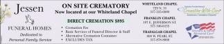 On Site Crematory