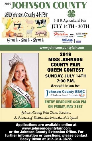 2019 Johnson County
