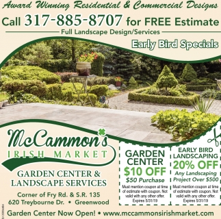 Garden Center & Landscape Services