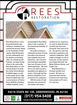 Rees Restoration