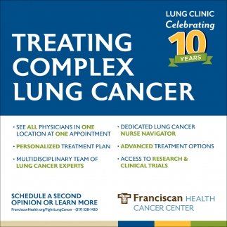 Treating Complex Lung Cancer