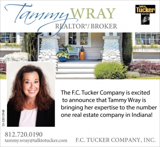 Tammy Wray - Realtor/Broker