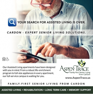 Family First Senior Living From Cardon