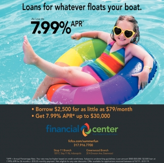 Loans For Whatever Floats Your Boat.