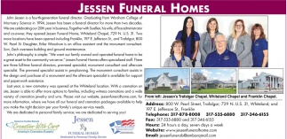 Jessen Funeral Home