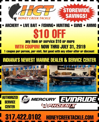 Storewide Savings!