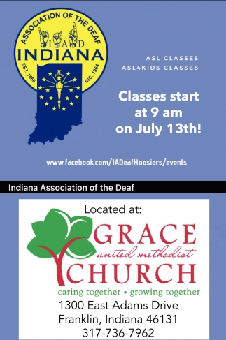 Classes Start At 9AM On July 13th!