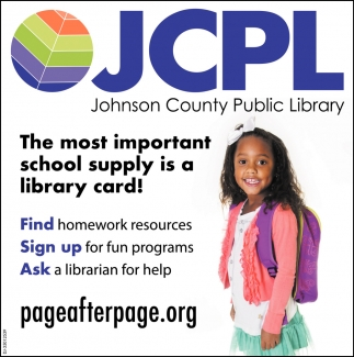 The Most Important School Supply Is A Library Card!