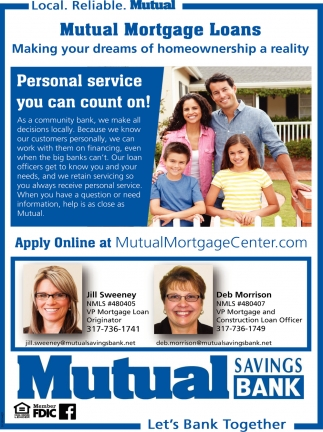 Mutual Mortgage Loans