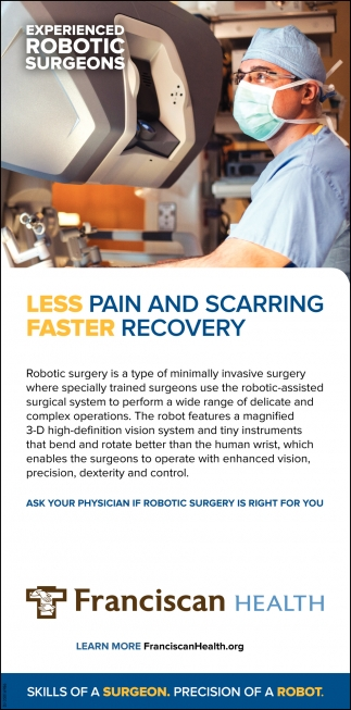 Experienced Robotic Surgeons