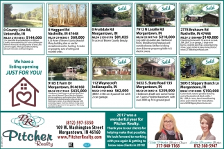 We Have A Listing Opening Just For You!
