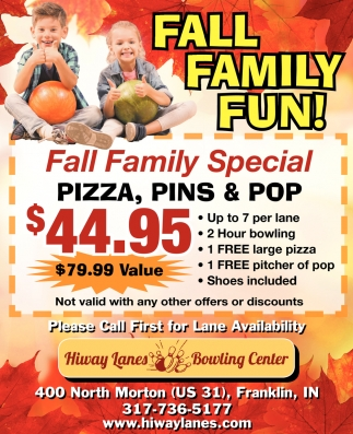 Fall Family Fun!