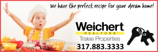 We Have The Perfect Recipe For Your Dream Home!