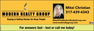 For Answers Fast, Text Or Call Me Today!