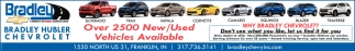 Over 2500 New/Used Vehicles Available