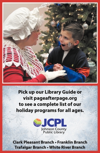 Pick Up Our Library Guide
