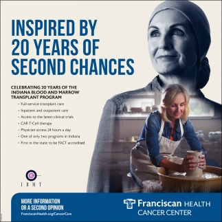 Inspired By 20 Years Of Second Chances