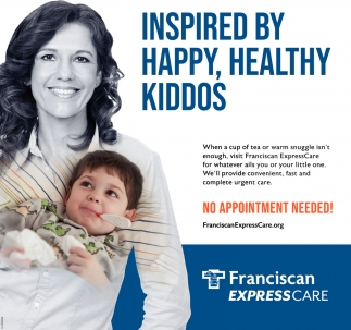 Inspired By Happy, Healthy Kiddos.