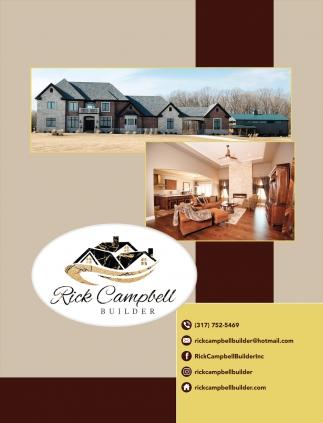 Rick Campbell Builder
