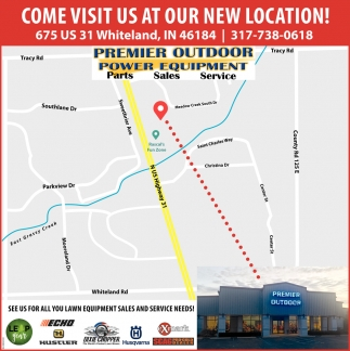 Come Visit Us At Our New Location!