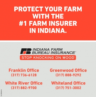 Protect Your Farm With The #1 Farm Insurer In Indiana
