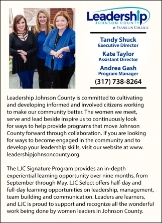 Leadership Johnson County