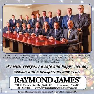 Safe And Happy Holiday Season