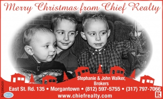 Merry Christmas From Chief Realty