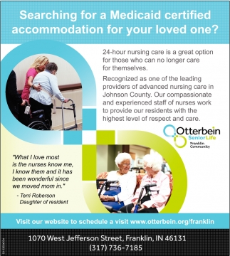 Searching For A Medicaid Certified Accommodation For Your Loved One?