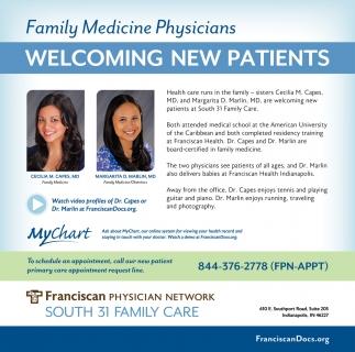 Welcoming Patients