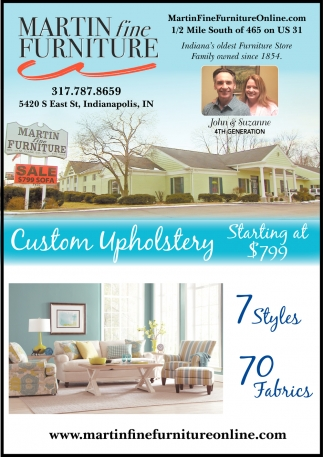 Indiana's Oldest Furniture Store