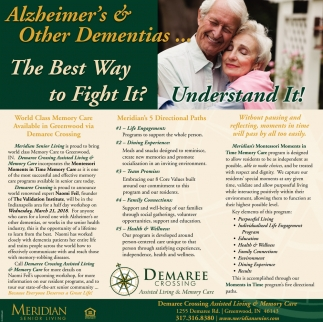 Alzheimer's And Other Dementias...