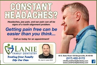 Constant Headaches?