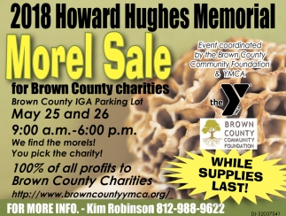 2018 Howards Hughes Memorial