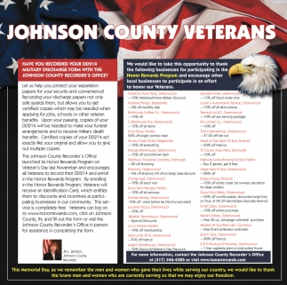 Johnson County Veterans