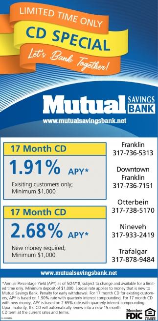 Let's Bank Together!